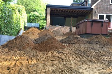 Excavation, Clearance & Groundwork